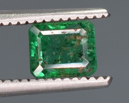 0.35 Carats Natural Emerald Gemstone