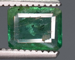 0.25 Carats Natural Emerald Gemstone