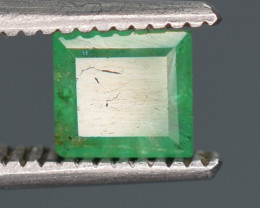 0.90 Carats Natural Emerald Gemstone