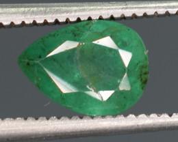 0.85 Carats Natural Emerald Gemstone