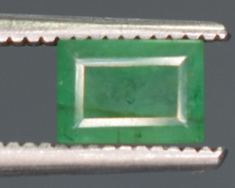 0.45 Carats Natural Emerald Gemstone