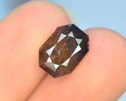 Rare 3.95 ct Multicolor Natural Axinite