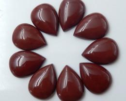Oval Mookite Jasper Cabochons ,Natural Gemstone ,Customized Jewelry B755