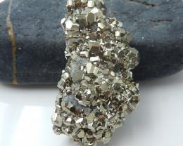 272cts New arrival chalcopyrite specimen rough gemstone B756