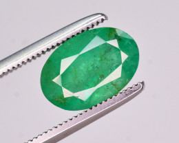 Top Quality 2.25  Ct Natural Zambian Emerald