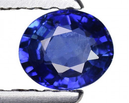 0.48 Crt Natural Blue Sapphire Good Quality Faceted Gemstone. BS 29