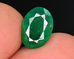 Top Quality 2.75 Ct Natural Zambian Emerald