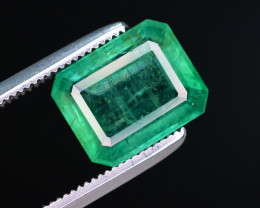 Top Quality 2.20 Ct Natural Zambian Emerald