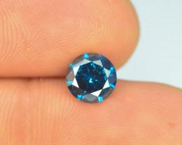 1.02 ct Natural Blue Diamond~