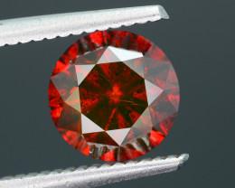 2.36 ct Natural Red Diamond~$16000.00