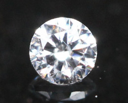 2.40mm G/H Color VS Natural Loose White Diamond
