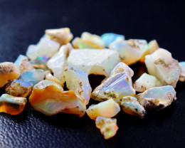 55.30 cts Beautiful, Superb & Stunning  Opal Rough Lot