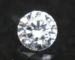 2.10mm G/H Color VS Natural Loose White Diamond