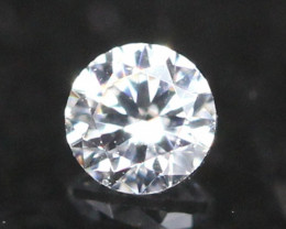 2.20mm G/H Color VS Natural Loose White Diamond