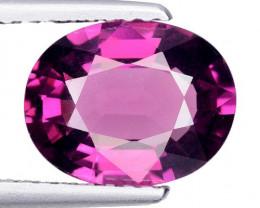 2.43 Ct Grape Garnet Top Quality Gemstone. GG 02