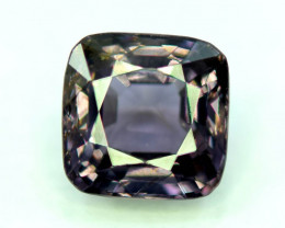 2.40 cts Grey Color Spinel Gemstone from Burma