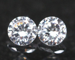 1.70mm G/H Color VVS Natural Loose White Diamond