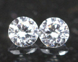 1.80mm G/H Color VVS Natural Loose White Diamond