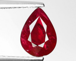 1.62 CT RED RUBY BEST COLOR GEMSTONE RB42