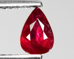0.56 CT RED RUBY BEST COLOR GEMSTONE RB62