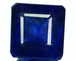 Royal Blue 2.83 Cts Natural Blue Sapphire Square Madagascar