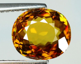 3.18 CT SPEHENE WITH DRAMATIC FIRE GEMSTONE SP15