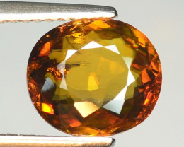 2.35 CT SPEHENE WITH DRAMATIC FIRE GEMSTONE SP17