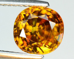 2.40 CT SPHENE WITH DRAMATIC FIRE GEMSTONE SP21