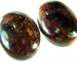 PIETERSITE  CAB PAIR FROM CHINA 15 CTS  [ST300 ]