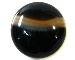SMALL AGATE CABOCHON 29.75 CTS SGS1004
