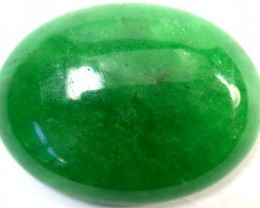 Large Quartz Emerald Green colour   101  carats   QU 226