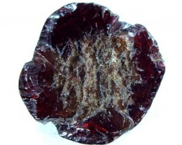 GARNET BEAD NATURAL DRILLED 20 CTS NP-710
