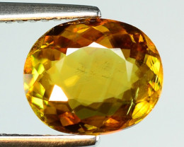 2.55 CT SPHENE WITH DRAMATIC FIRE GEMSTONE SP28