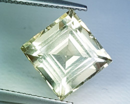 """5.55 ct """" Top Quality Gem"""" Stunning Square Cut Natural Scapolite"""