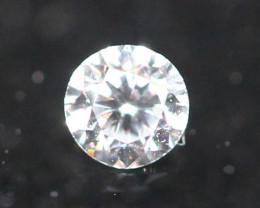 3.20mm D/E/F Color VVS Natural Loose White Diamond
