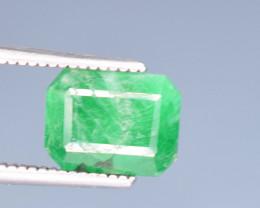 1.70 carats natural emerald from swat Pakistan