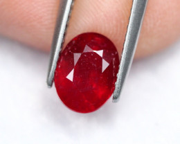 2.12cts Blood Red Colour Ruby Stone / 2704