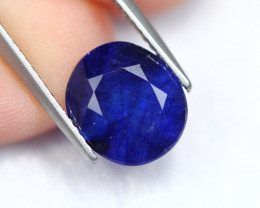 5.51cts Royal Blue Oval Cut Sapphire / 2705
