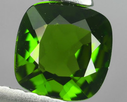 ~MARVELOUS RARE NATURAL TOP GREEN- CHROME DIOPSIDE DAZZLING  NR!!