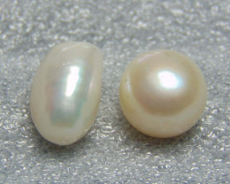 FLAWLESS pieces sea pearl mix shape and sizes 16.75 cts