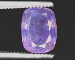 1.90 Carats Untreated Kashmir Corundum Sapphire Gemstone