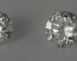 1.05 mm  VS2/D-F 0.06 ct Diamond GPC Lab Real description