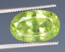 5 Carats  Natural  Peridot Gemstone