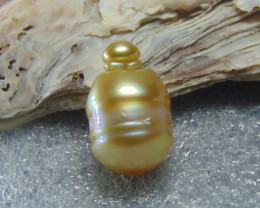 collective pieces south sea water pearl 9.65cts