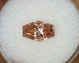 4,55ct Peach Tourmaline - Master cut!