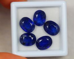 12.62Ct Blue Sapphire Composite Oval Cut Lot B15/14