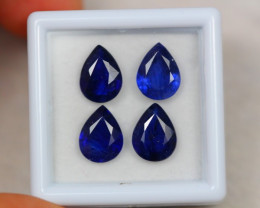 7.84Ct Blue Sapphire Composite Oval Cut Lot B15/17