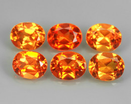 2.85 CTS EXCELLENT NATURAL RARE FANCY -YELLOWISH-ORANGE MADAGASCAR SAPPHIRE