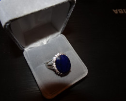 Exquisite Brand New Cocktail Ring   SZ  7 1/2