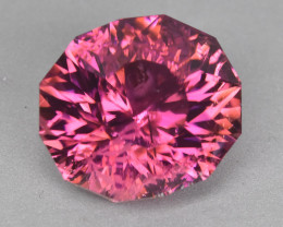 19.98 Cts Wonderful Amazing Custom Cut Natural  Pink Tourmaline